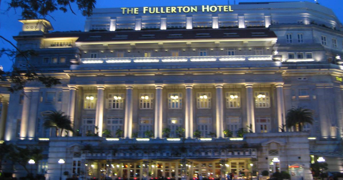 フラートンホテル シンガポール