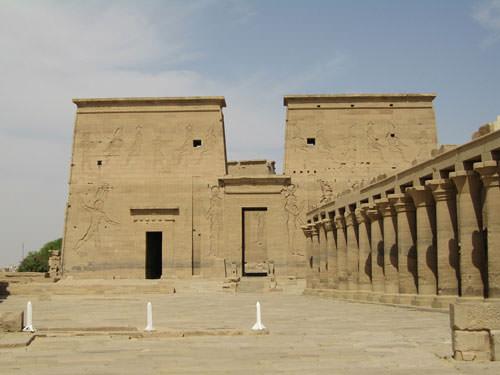 イシス(フィラエ)神殿