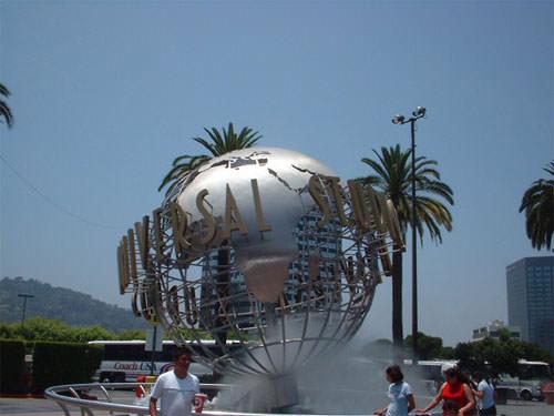 ユニバーサル スタジオ ハリウッド