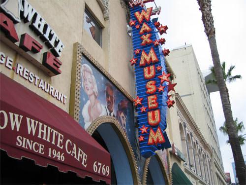 ハリウッドろう人形館